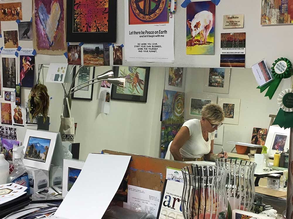 Barb's Studio 8
