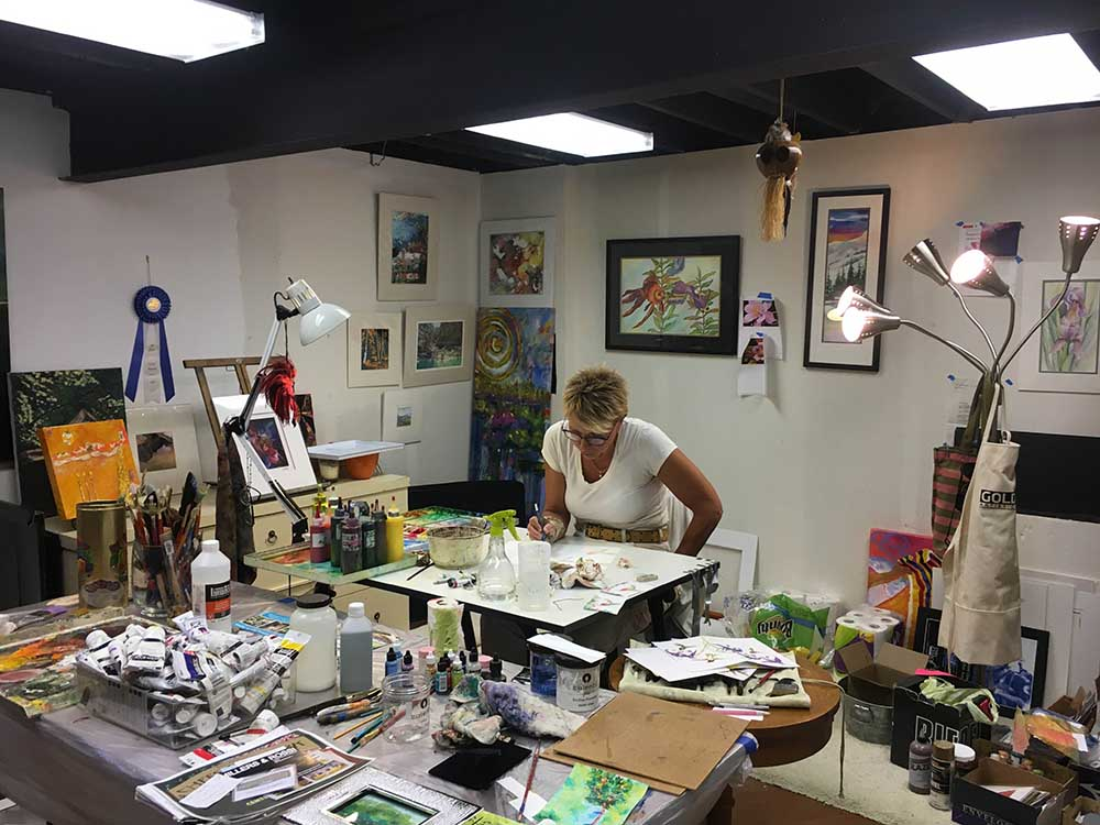 Barb's Studio 9